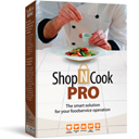Shop'NCook Recipe Costing Pro Software