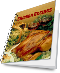 Free Chicken Recipes Cookbook