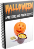 Free Halloween Appetizers and Party Recipes Cookbook