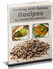 Free Cooking with Quinoa: Recipes for a Healthy Rice Substitute Cookbook