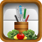 iShopNCook recipe and shopping list app