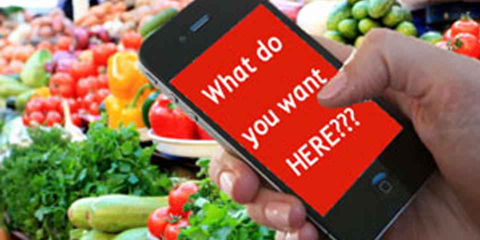 Survey: next mobile cooking application
