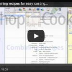 Combining recipes