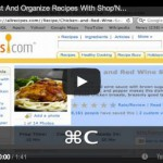 Shop'NCook Reader software