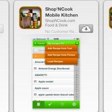 Thumbnail image for Landscape recipes on Mobile Kitchen app