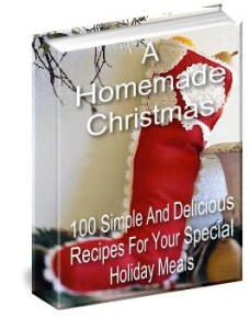 A homemade Christmas