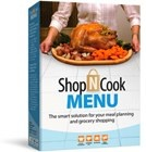 Shop'NCook Menu software - recipe and grocery organizer, meal planner