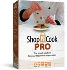 Shop'NCook Pro software - recipe and grocery organizer, meal planner, menu costing