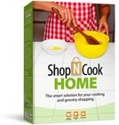 Shop'NCook Home software - recipe and grocery organizer